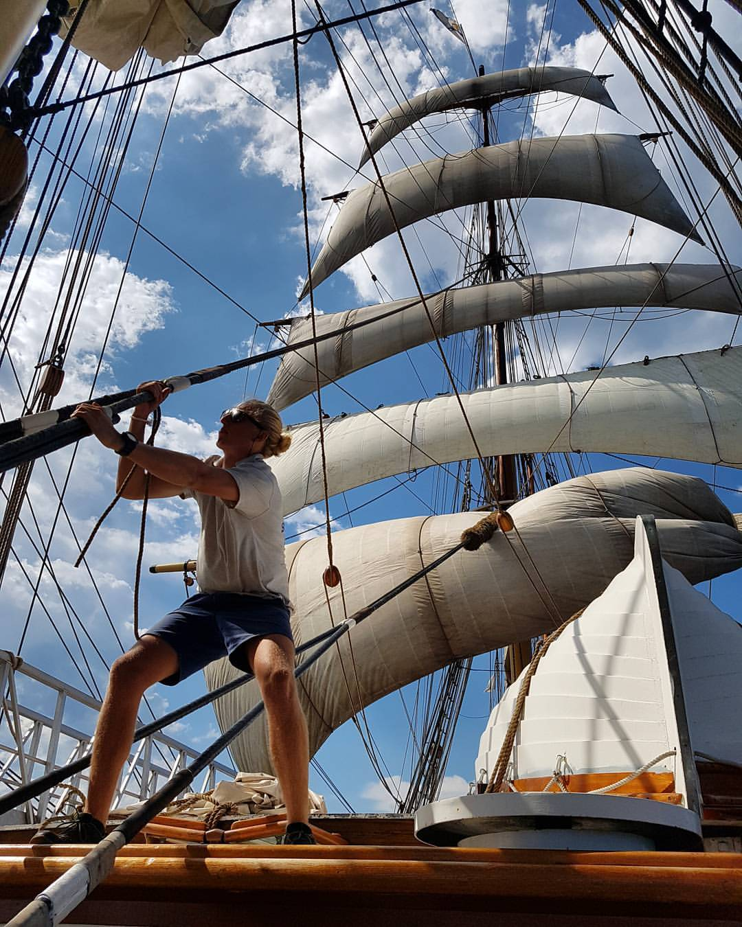 Sail Tristan